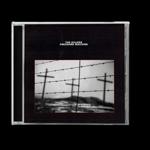 Pressure Machine (Colour Variant 2 CD - Black) von The Killers - CD jetzt im The Killers Store