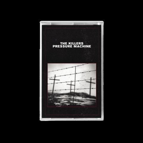 Pressure Machine (Colour Variant 2 Cassette - Black) von The Killers - MC jetzt im The Killers Store