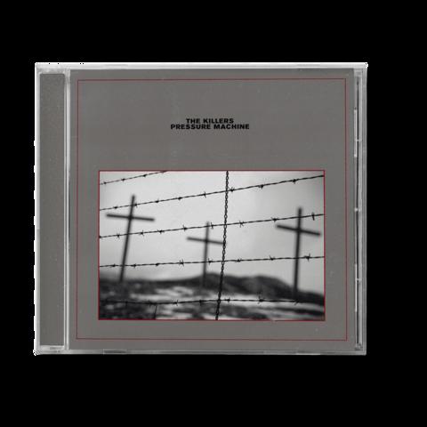 Pressure Machine (Colour Variant 3 CD - Grey) von The Killers - CD jetzt im The Killers Store