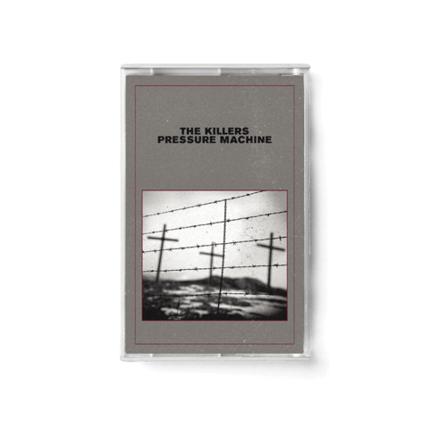 Pressure Machine (Colour Variant 3 Cassette - Grey) von The Killers - MC jetzt im The Killers Store