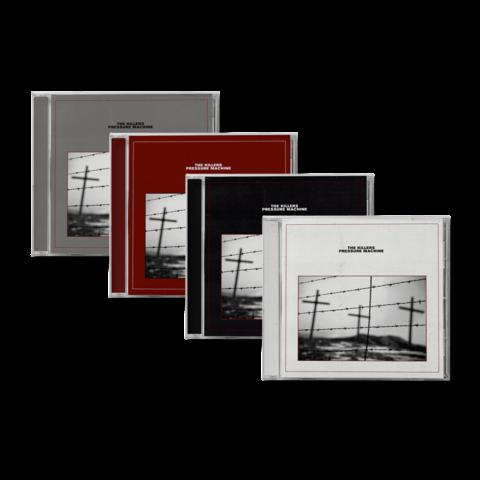 Pressure Machine (CD Collection) von The Killers - CD Collection jetzt im The Killers Store