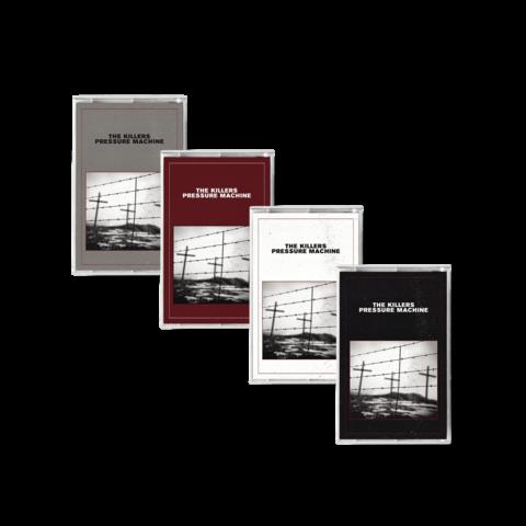 Pressure Machine (MC Collection) von The Killers - MC Bundle jetzt im The Killers Store