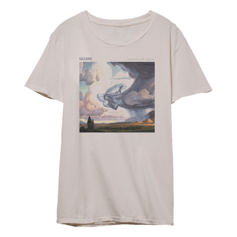 √Imploding The Mirage von The Killers - T-Shirt jetzt im The Killers Shop